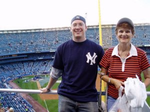 Yankees Game With Grandma